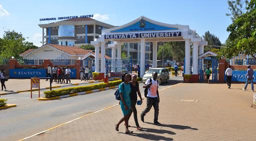 Kenyatta University - KU