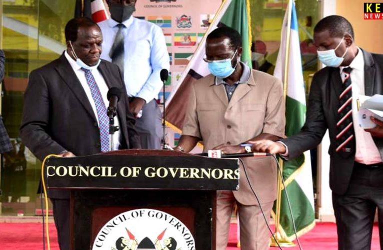 The Kenya council of governors has warned that it plans to close activities in the county governments. This will be followed by all county staff being sent on leave. According to the Chair of the Council of Governors – Kakamega Senator Wycliffe Oparanya, they are doing this to protest against shortage of funds in the counties' coffers. This comes as a result of the revenue sharing standoff in the senate. Additionally, the governors have warned that they will initiate a petition to dissolve the senate. Oparanya said that senators have failed to undertake their duties as outlined in the Kenya constitution. Senate's Reply to Governors As a rebuttal, senate majority chief whip – Murang'a senator Irungu Kang'ata opposed the said shutdown plans by the governors. He said that the county heads have failed to utilize the available laws that would enable them get funds from the treasury. The governors claim that the counties are so broke that they can't be able to pay salaries of fund development projects. Wycliffe Oparanya announced September 17 as the date when if they don't have funds, they will shut down the counties. All staff will have to go home until the time when treasury will release the funds. Senator Kang'ata quoted a clause in the constitution which says that 'if the county allocation of revenue bill submitted to parliament for a financial year has not been approved by parliament, or is not likely to be approved by parliament by the beginning of the financial year, the controller of budget may authorize withdrawals of up to 50 percent from the consolidated fund.' This would be done through the Commission of Revenue Allocation. Oparanya warned senators that under article 258 of the constitution, a petition for dissolution of the senate can be initiated by any member of the public through a high court. Revenue Sharing Formula Stalemate in Senate The senate has on several occasions failed to reach a deal on the revenue allocation formula. It has been a battle betwee